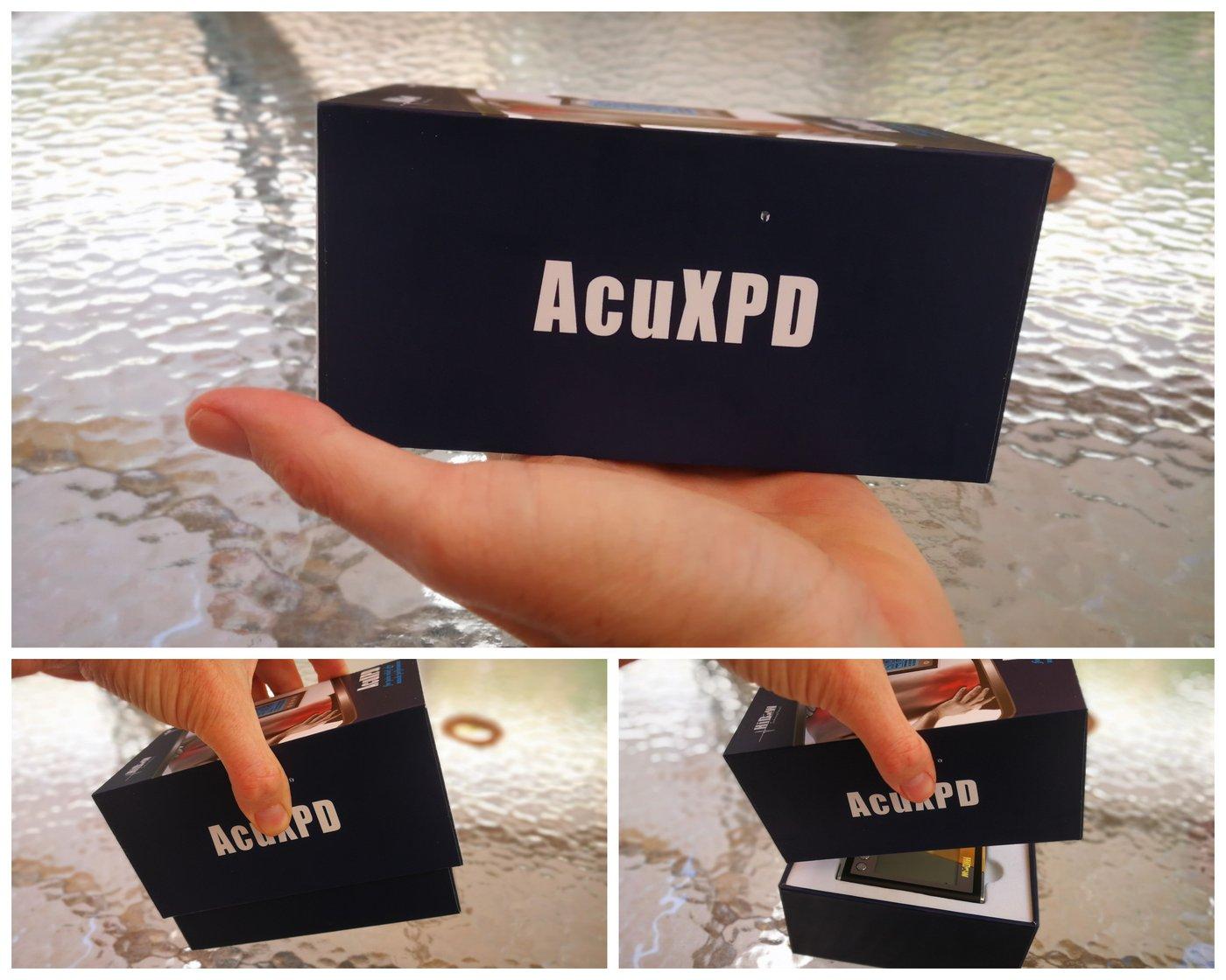 AcuXPD - שחרור שרירים תפוסים