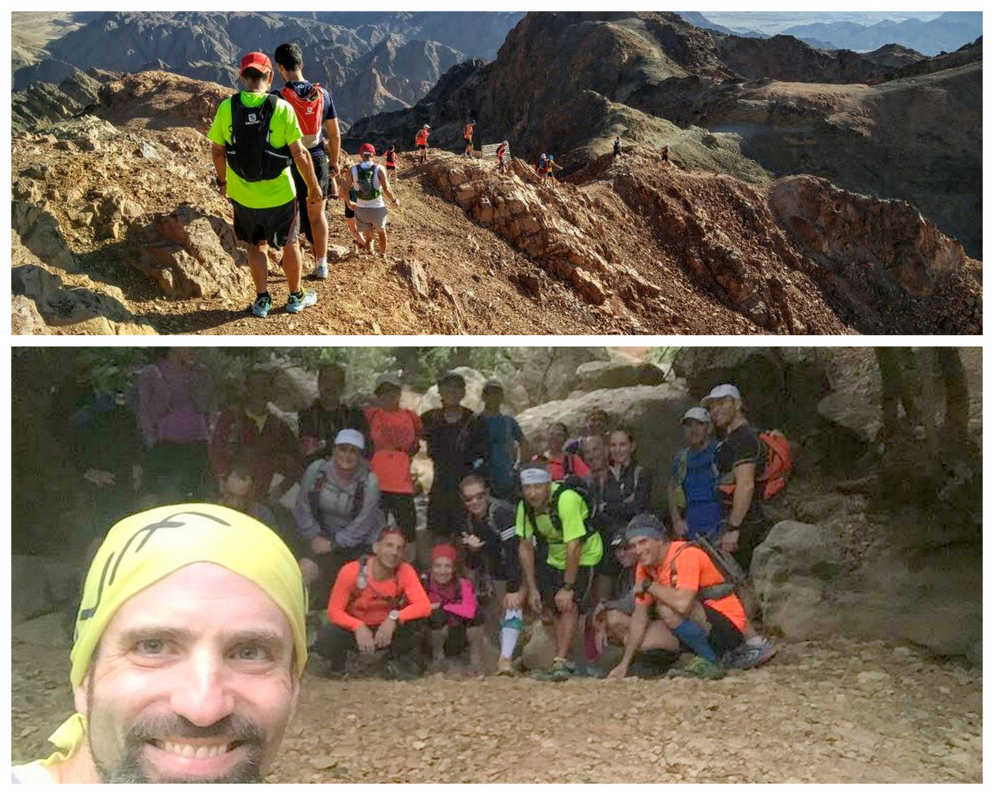 ריצת הרים - קשה בעליה, יותר קשה בירידה אבל הכי קל לחייך