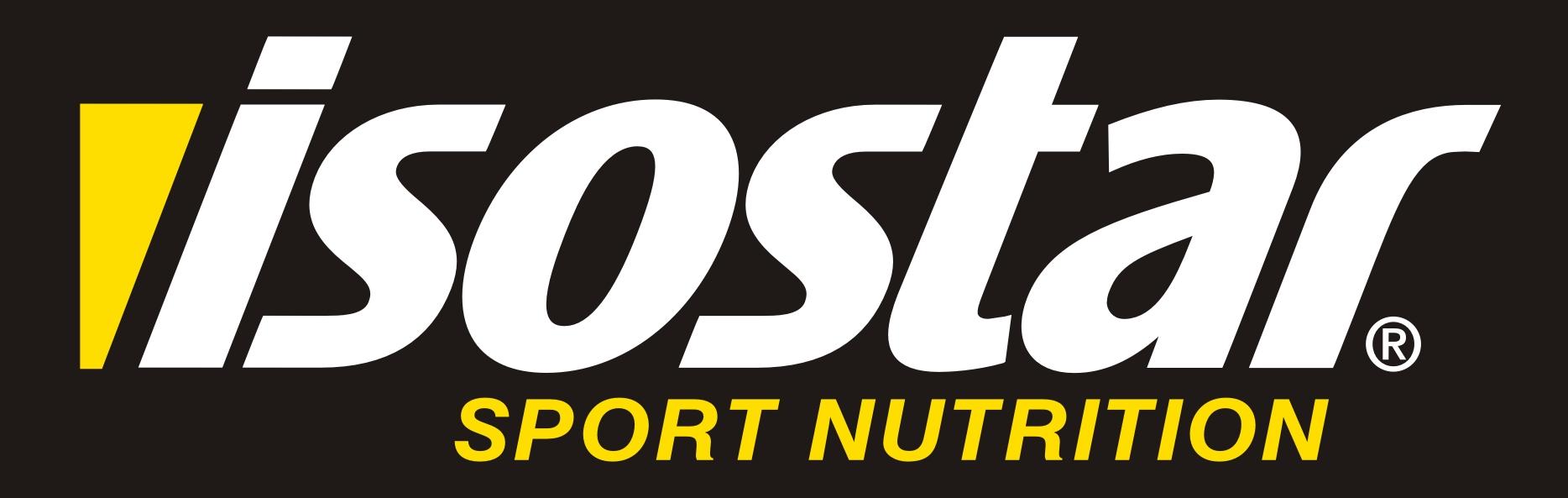 isostar logo - black