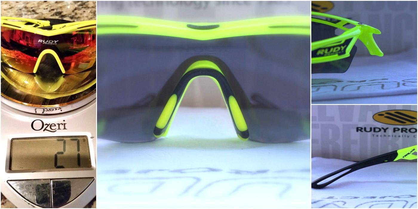 משקפי Tralyx SX של Rudy Project