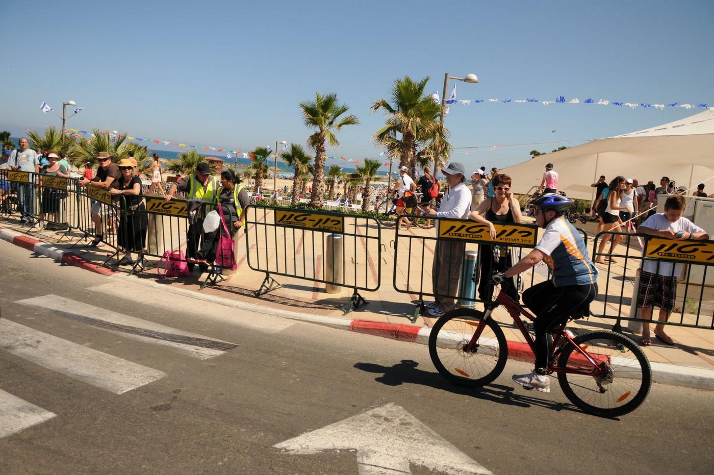 Ideal day on Herzliya womens triathlon