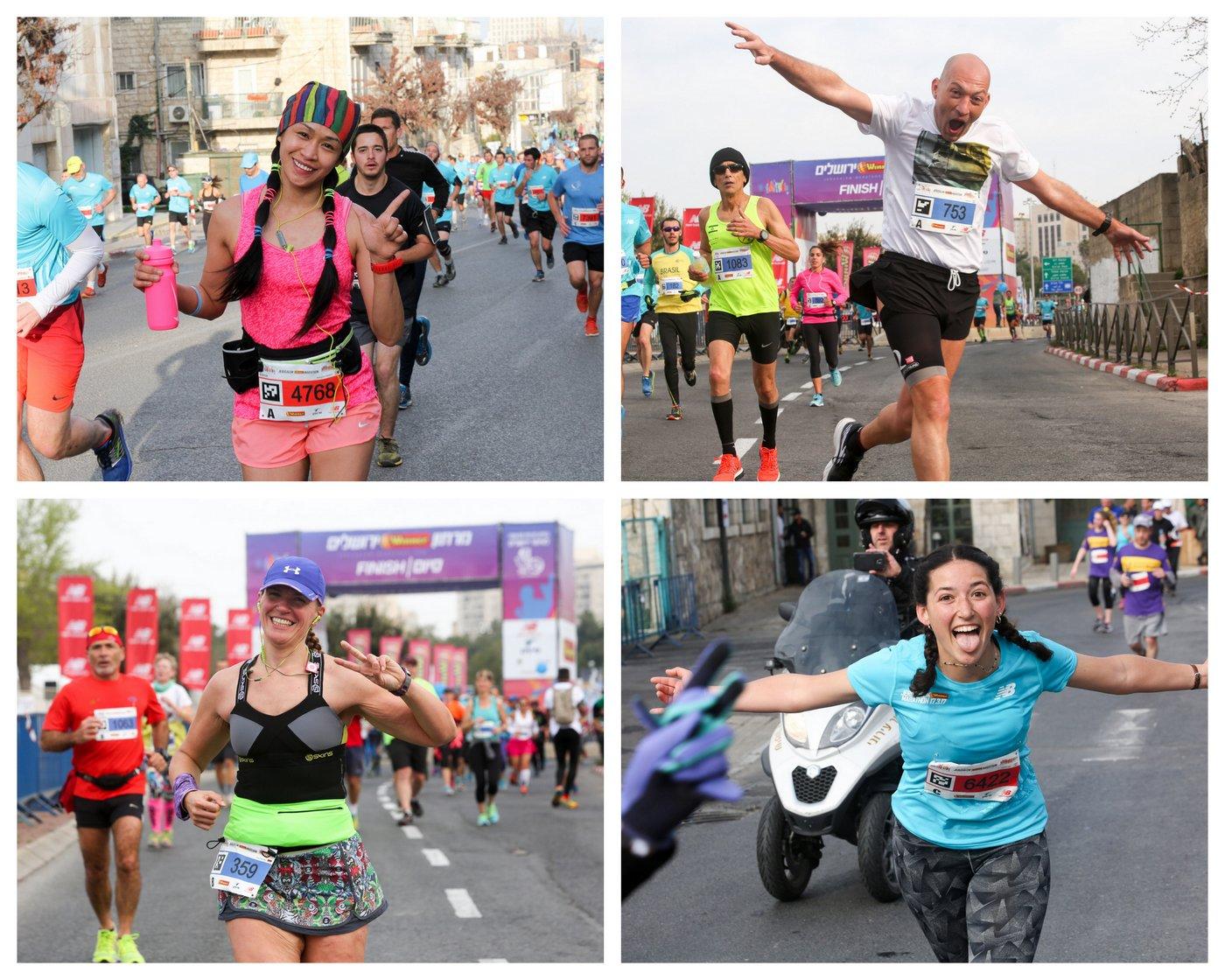 מרתון ירושלים 2017 תומר פדר וטופלברג ראנרסראנר1