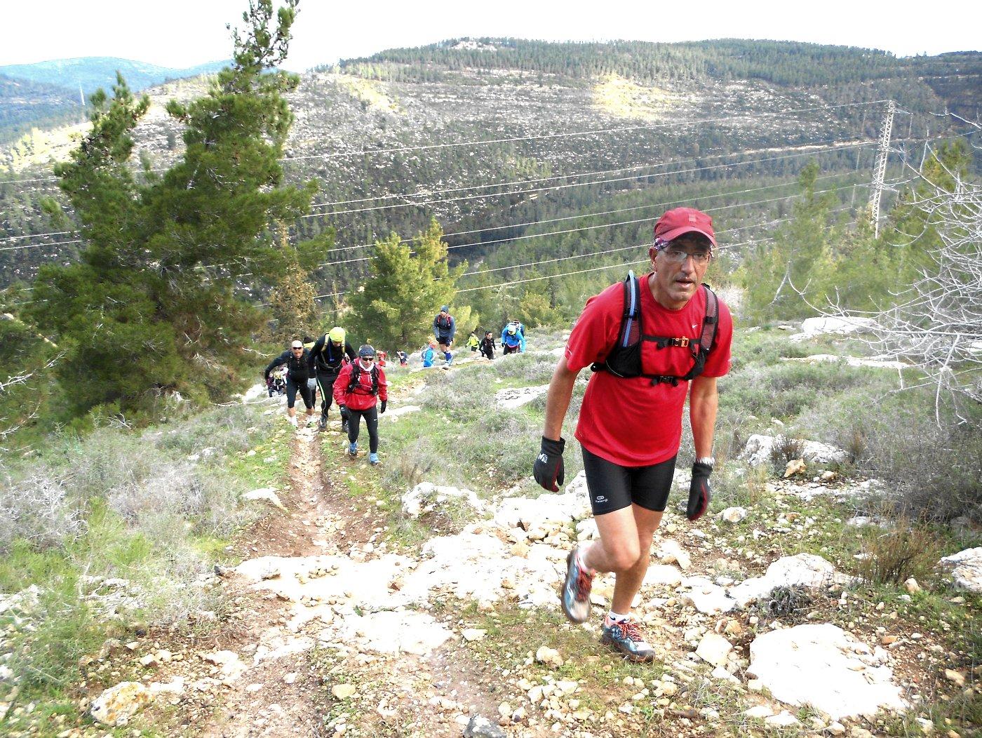 אולטרה מרתון שטח של Summit