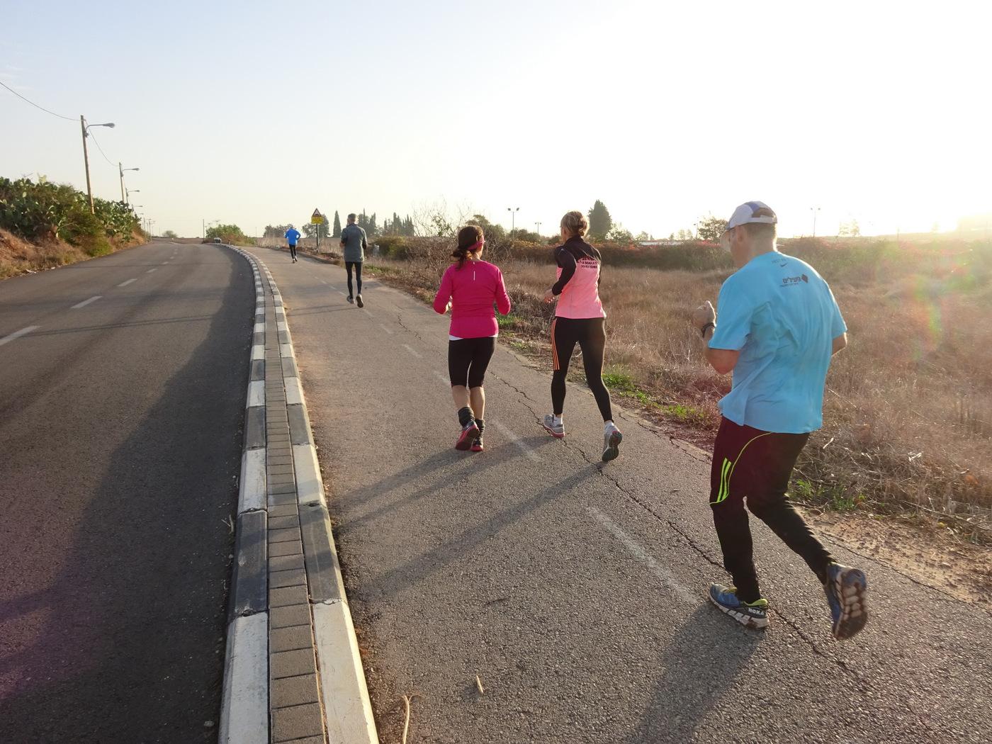 לרוץ חולים