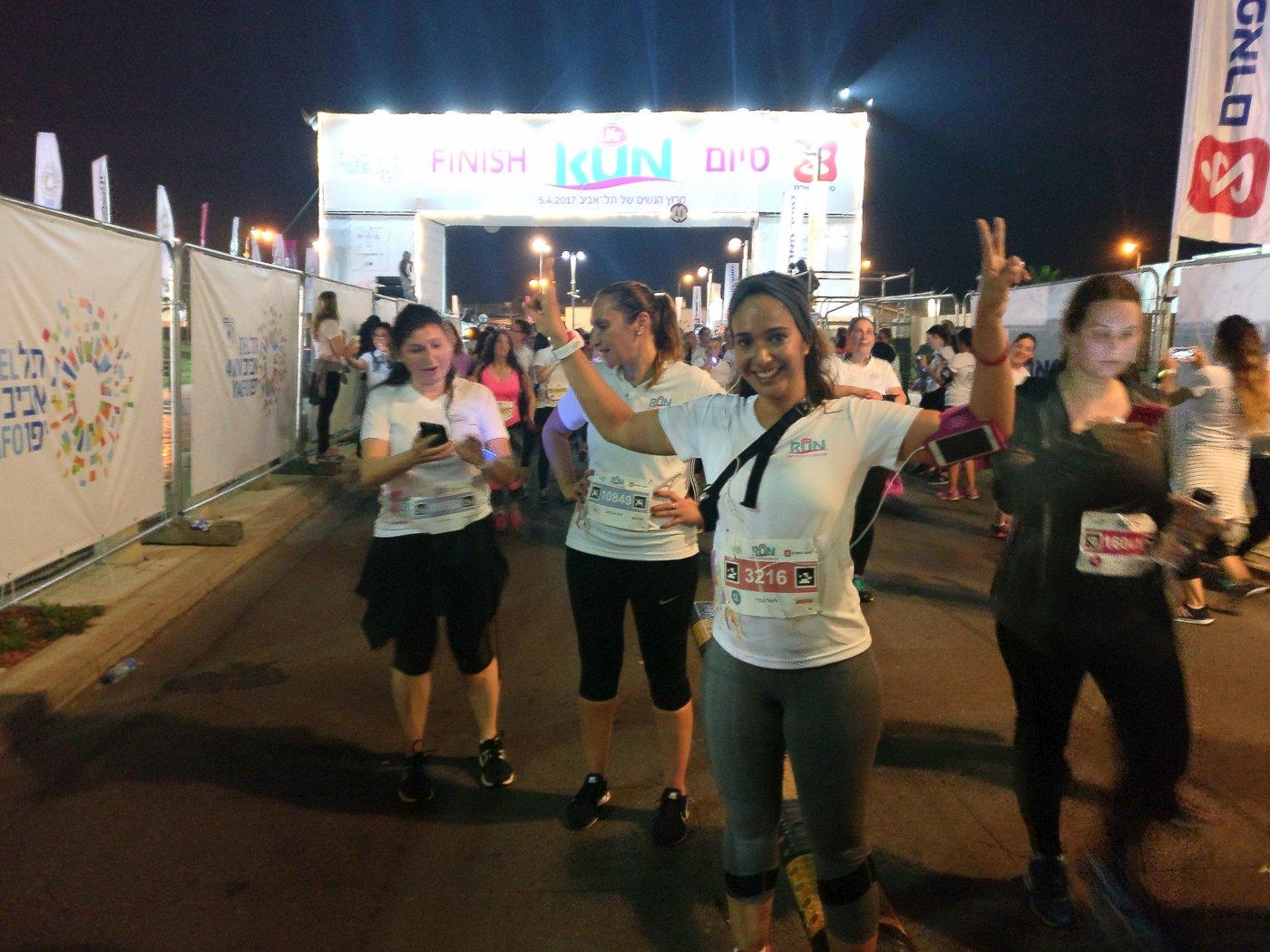 womens running race