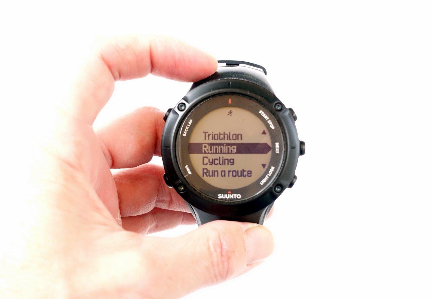Suunto Ambit 3 Peak running watch