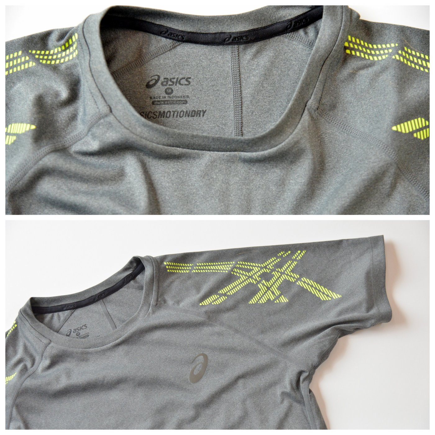חולצת ריצה של Asics