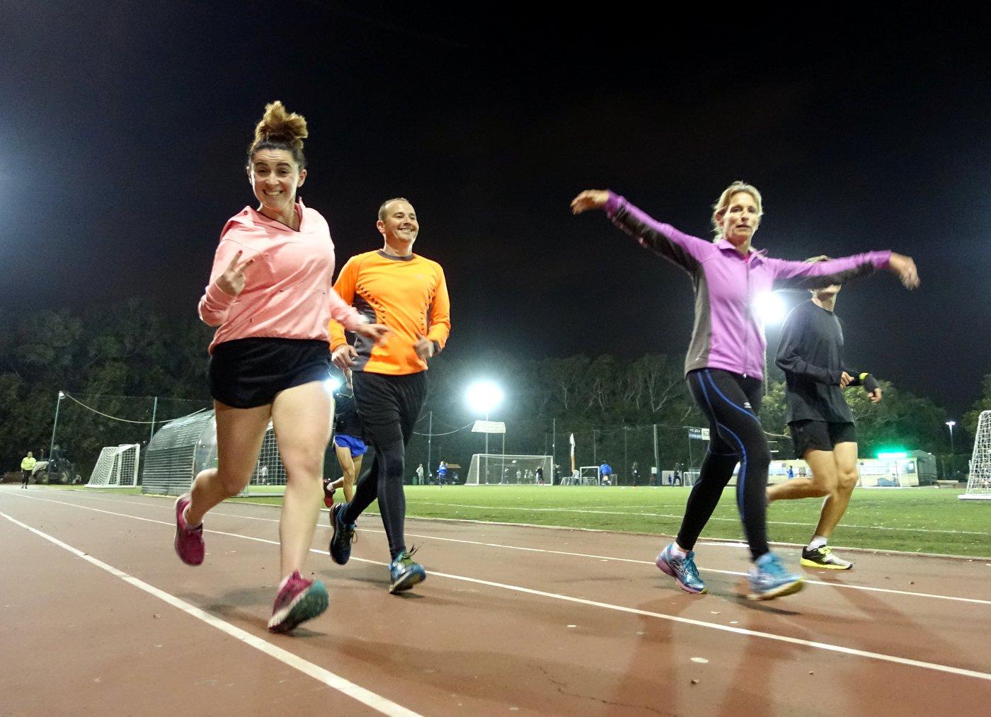 running methods