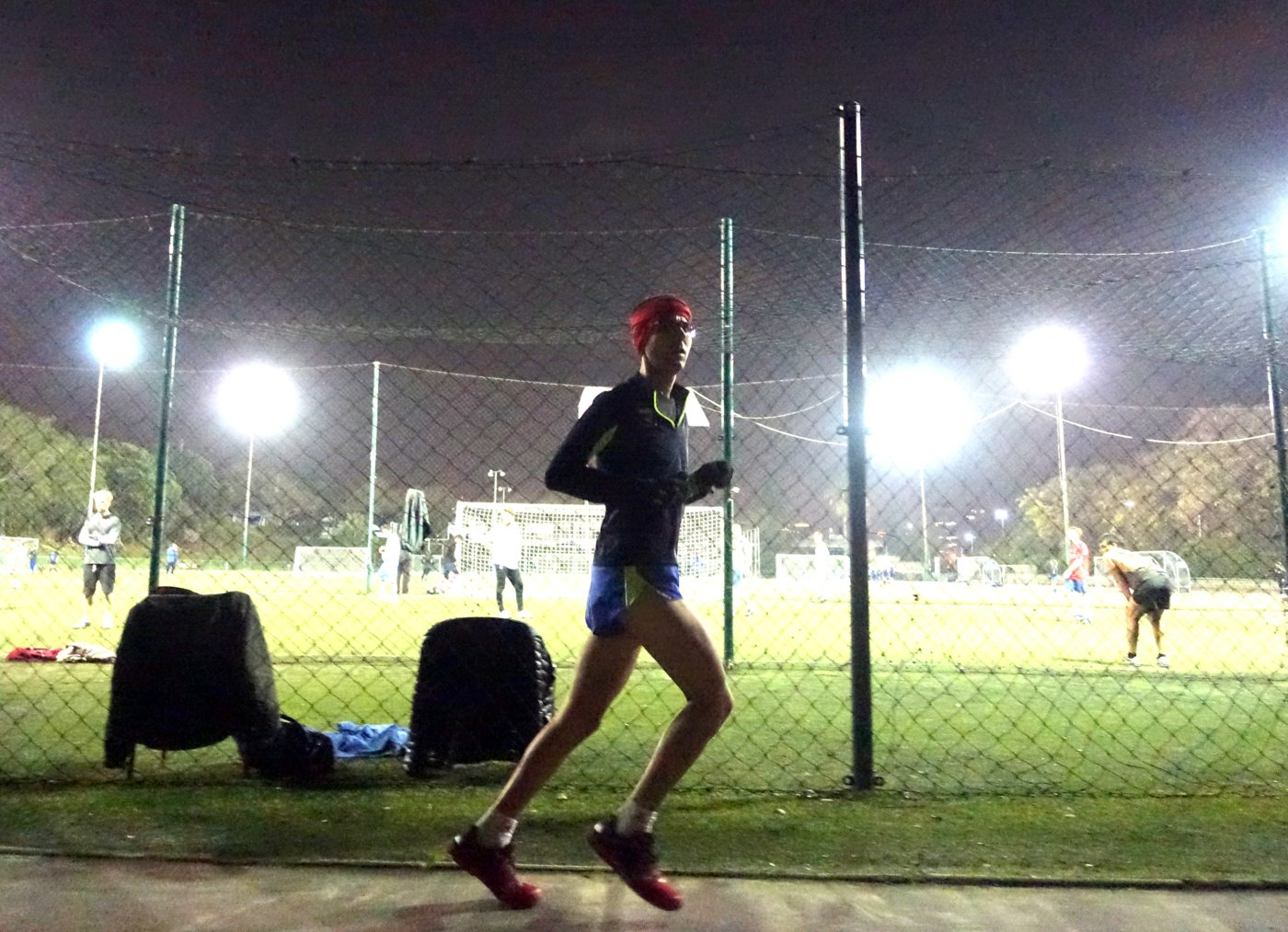 ריצת נפח, ריצת טמפו, פארטלק ואימון אינטרוולים