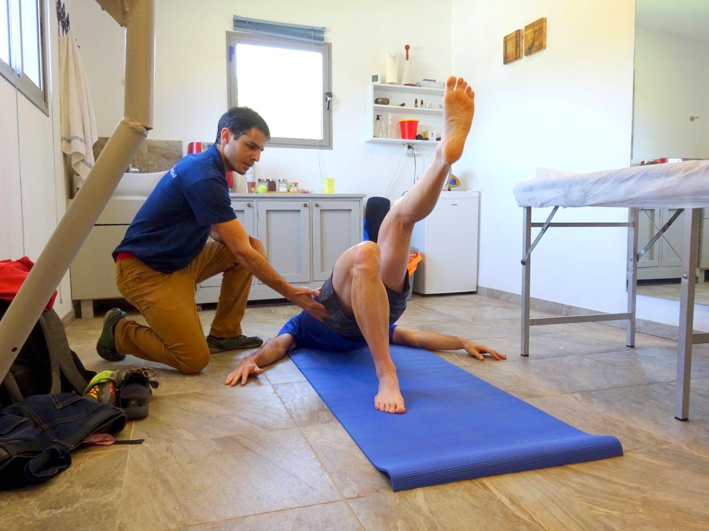פציעות ריצה נפוצות- פגיעות שרירים וגידים