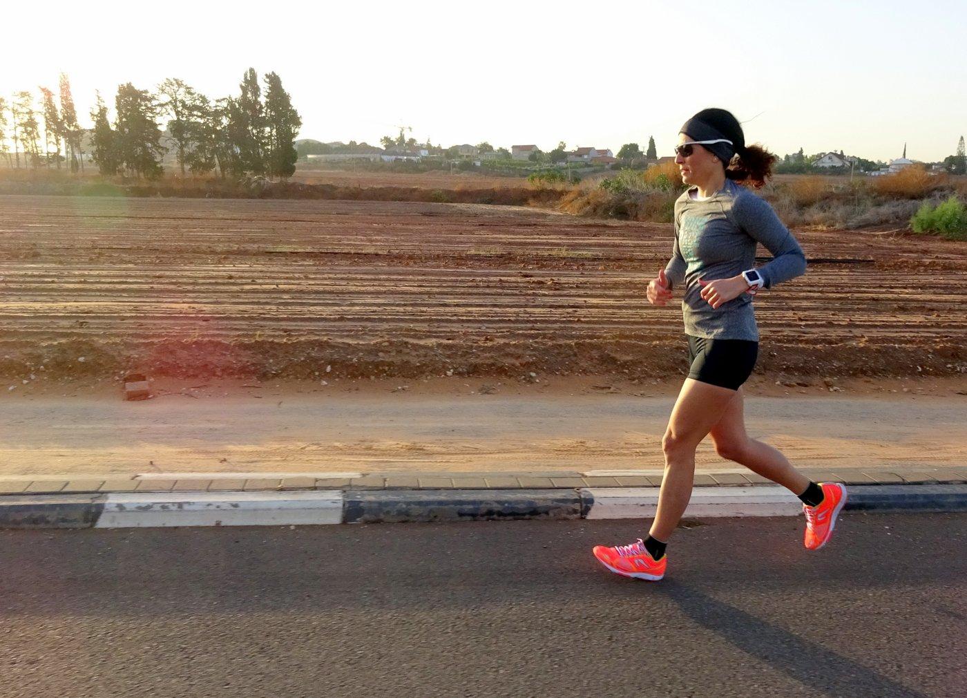 ריצה בטריאתלון