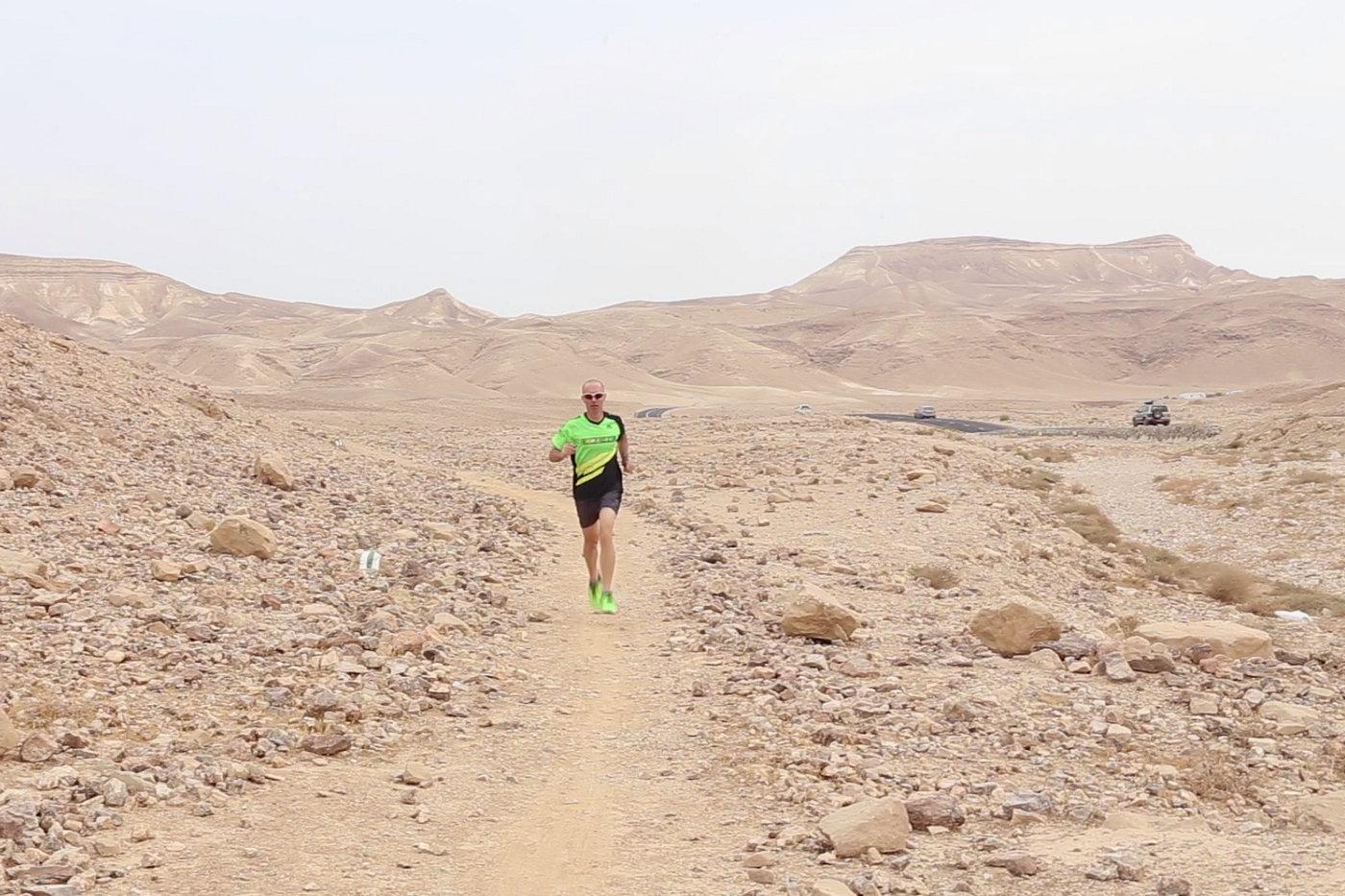 ריצה בכפר הנוקדים