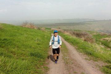 ריצה בשביל