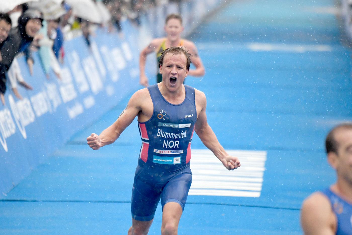 אליפות העולם בטריאתלון באוסטרליה
