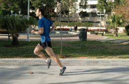 סטטיסטיקת ריצה