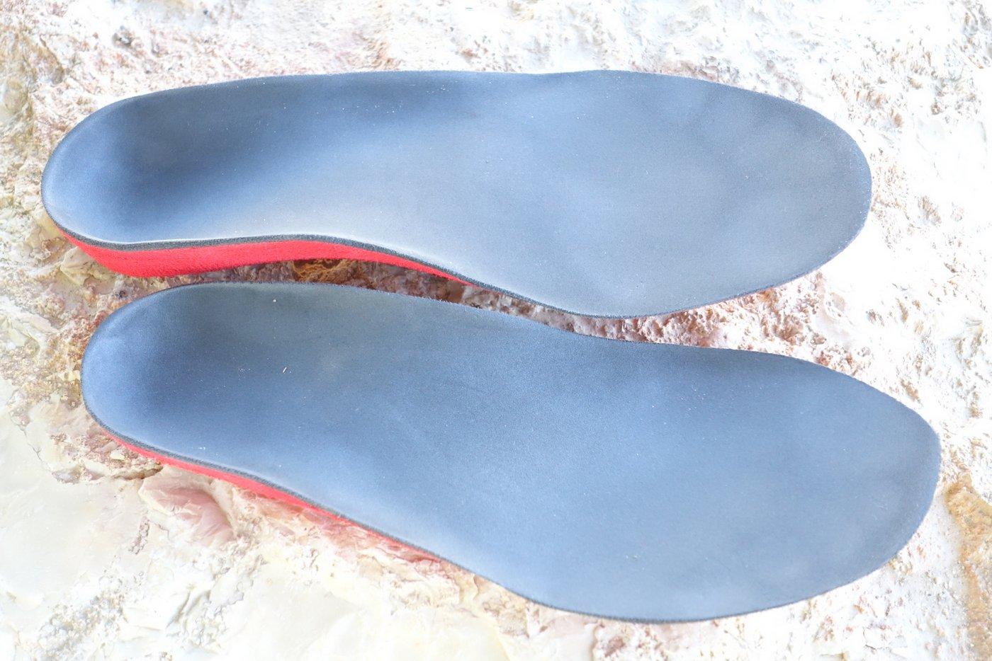 נוחות נעלי ריצה