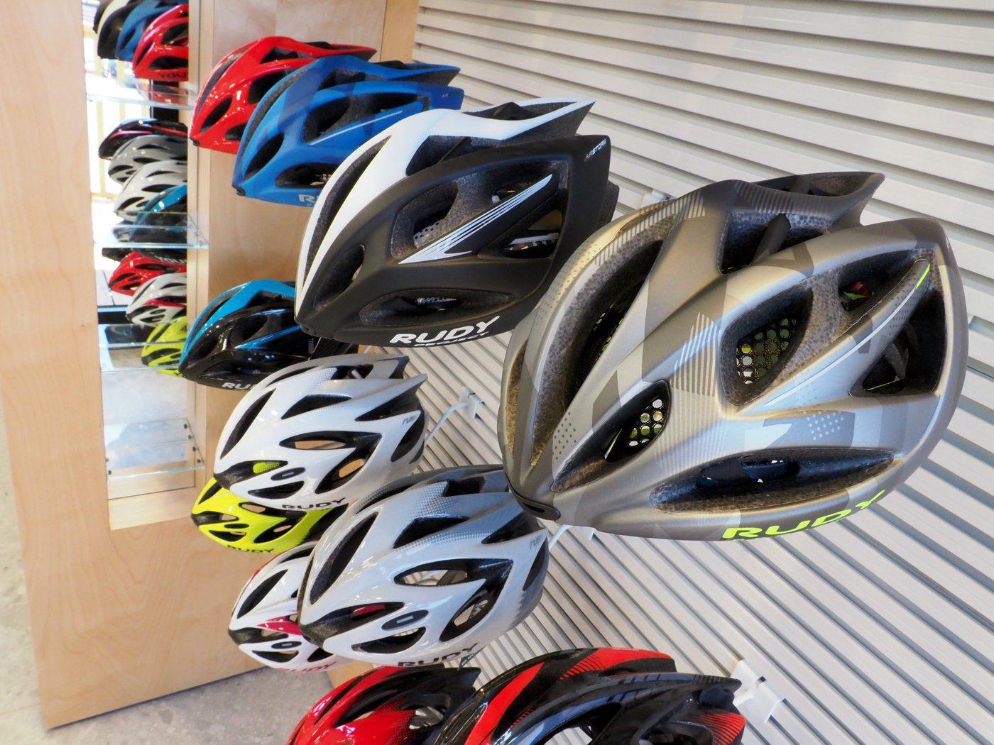 קסדות אופניים רודי פרוג'קט