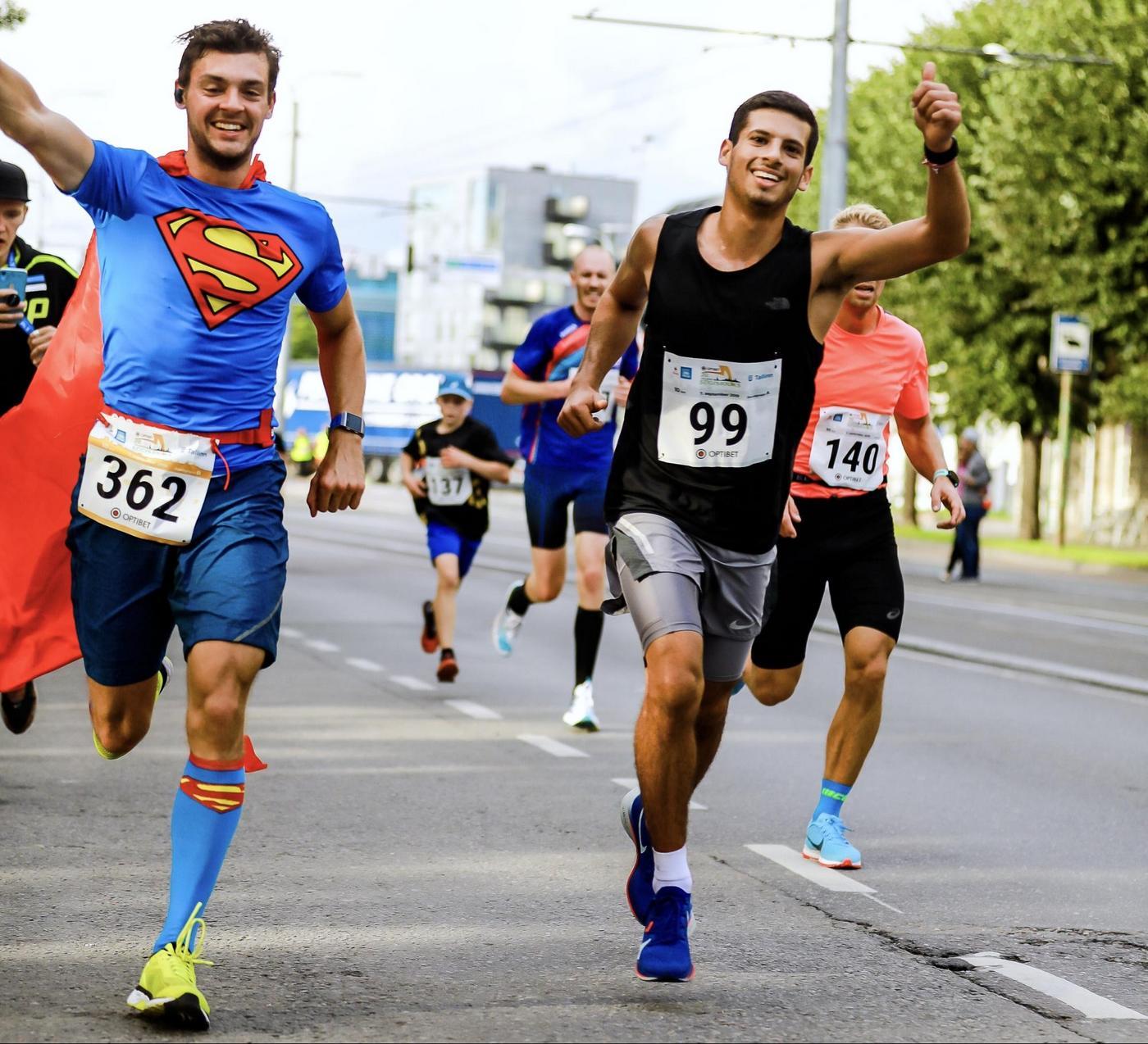 מרתון שיא
