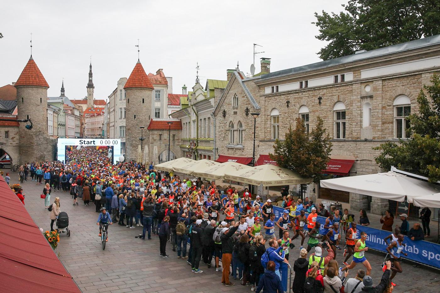 תחרות ריצה אירופה
