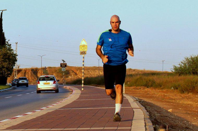ריצה מרתון