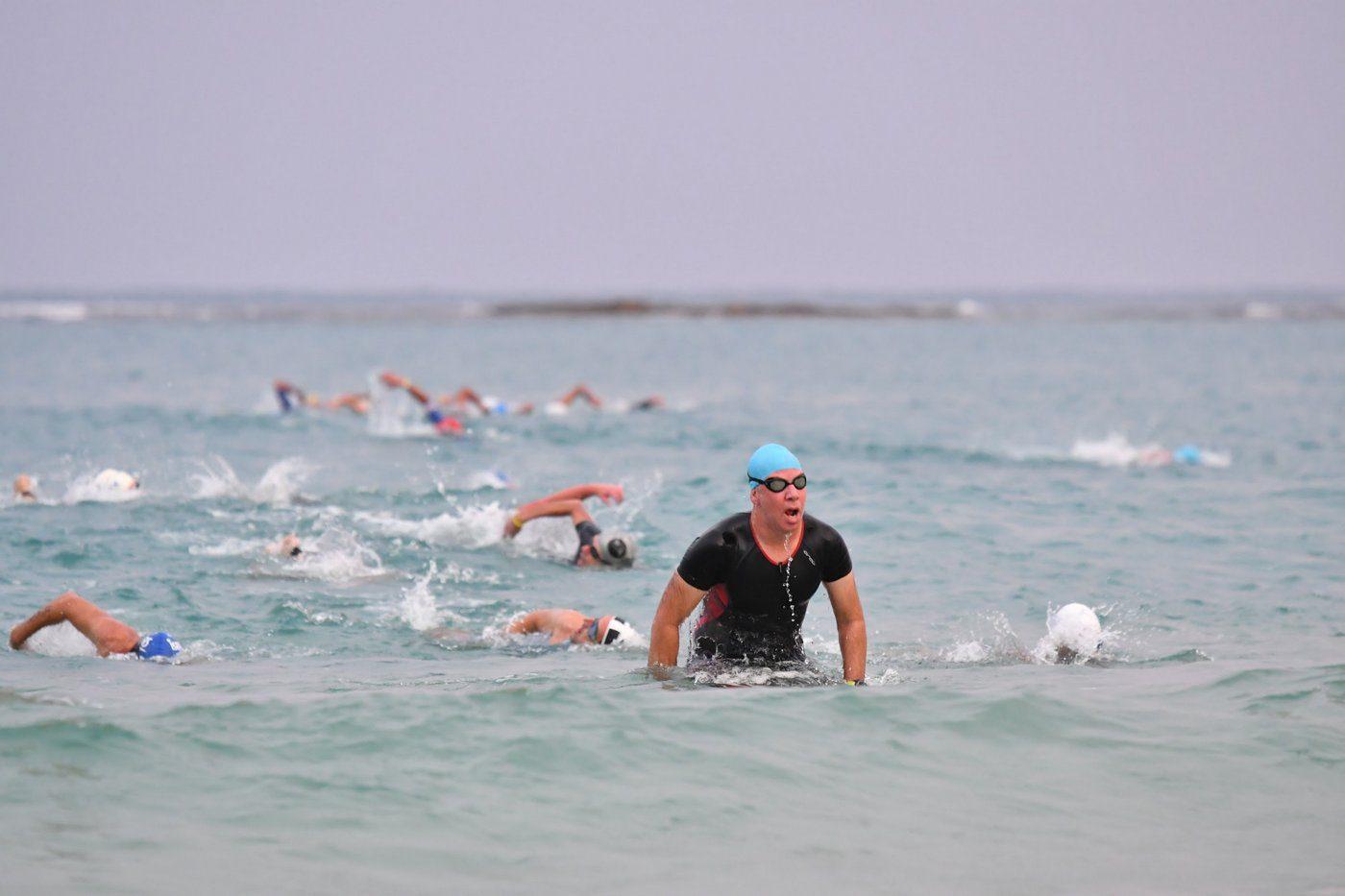 שחייה בשדות ים
