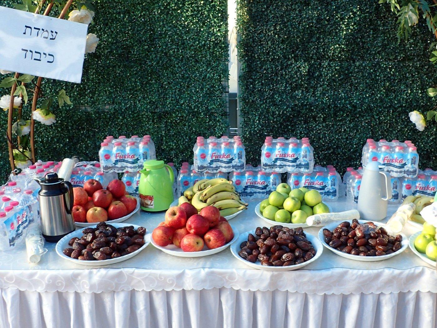 פירות הר מירון