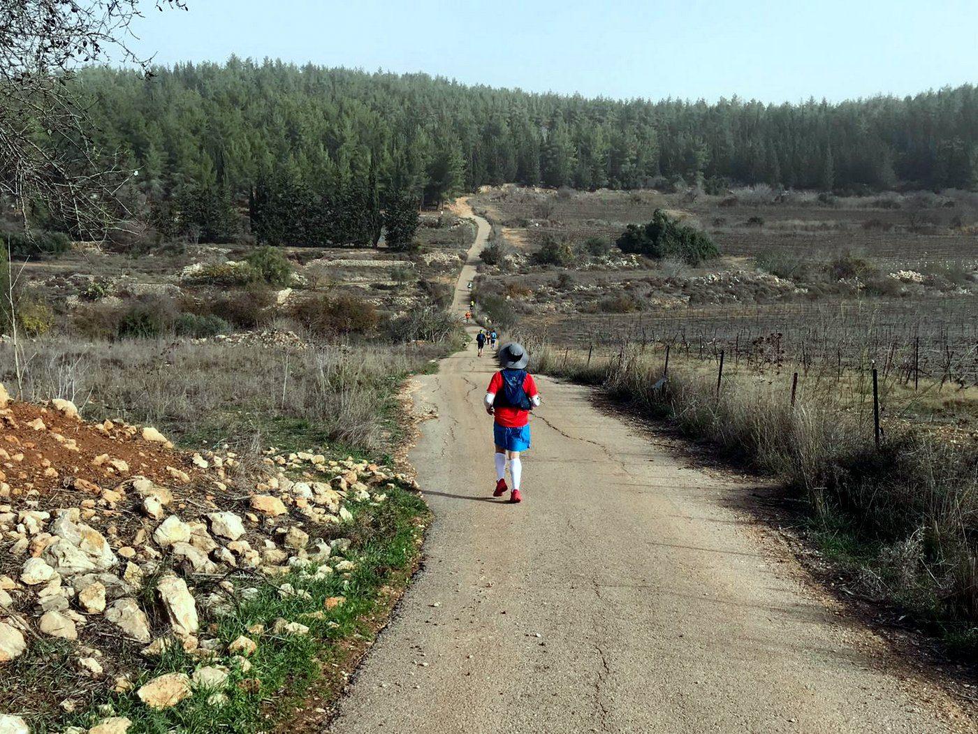 היירוס אולטרה מרתון
