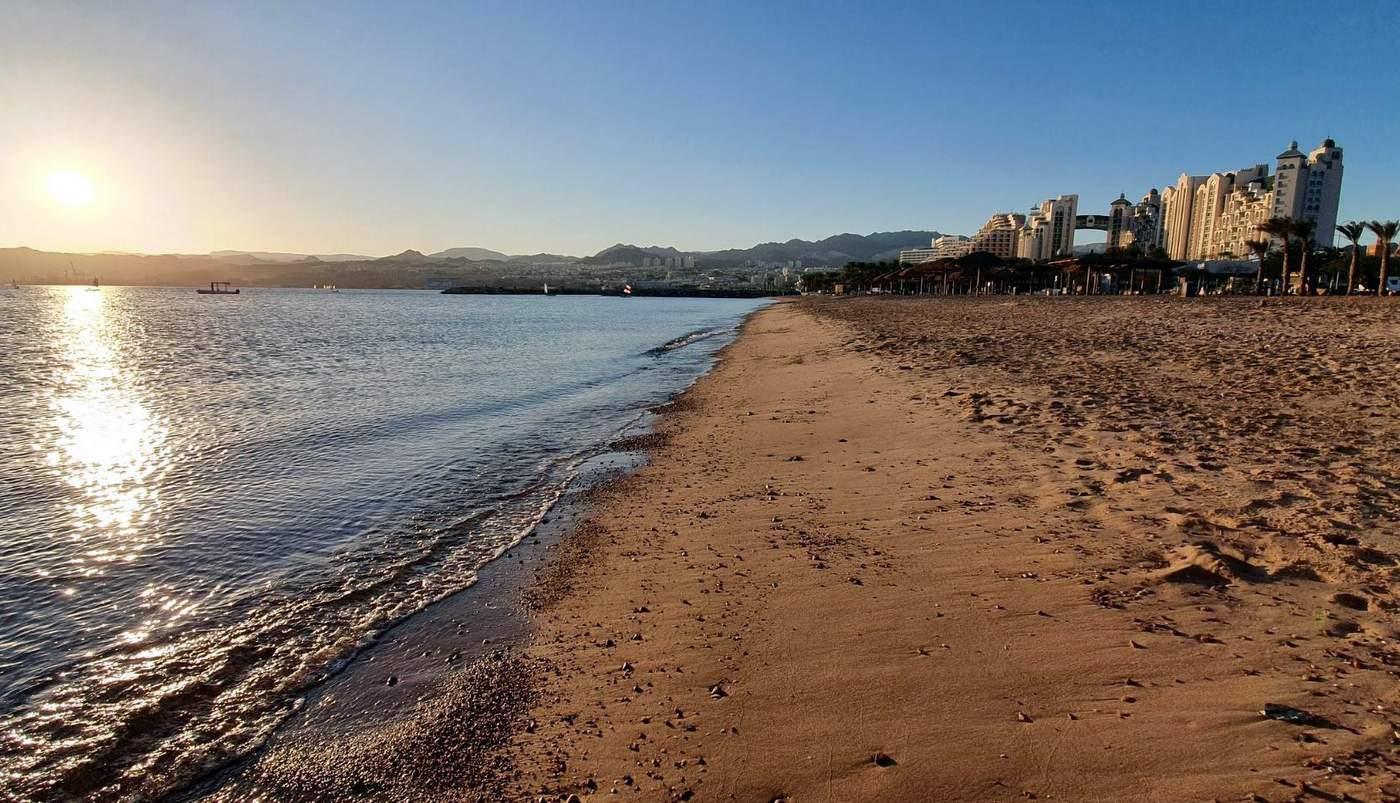 חוף אילת