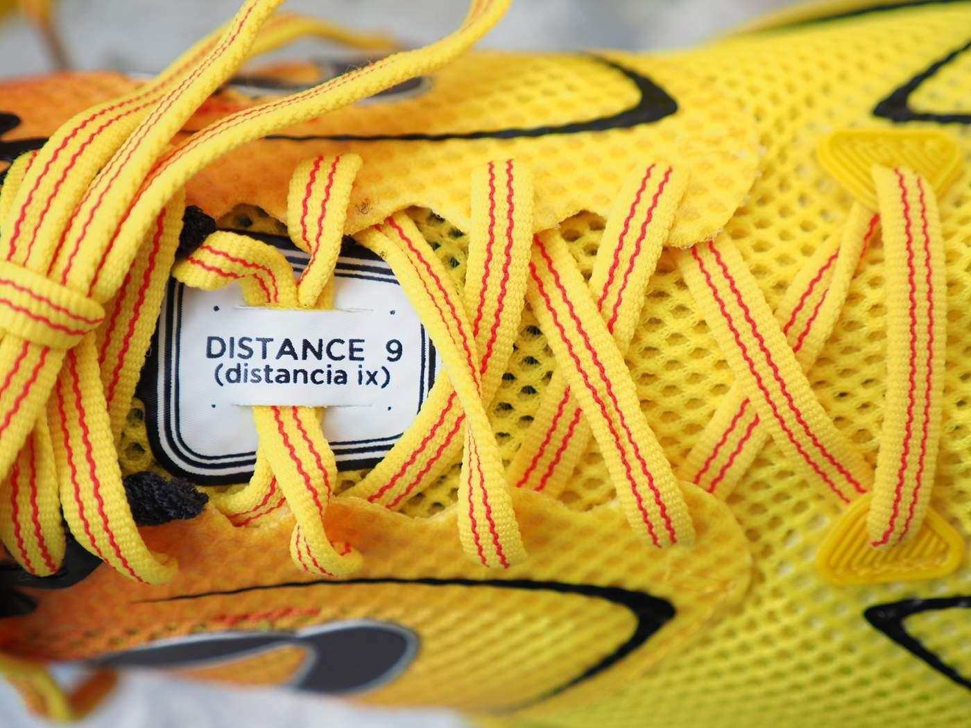 Distance 9