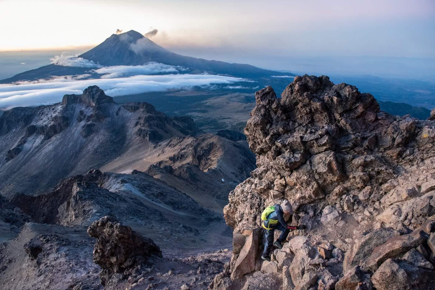פסגות הרי געש