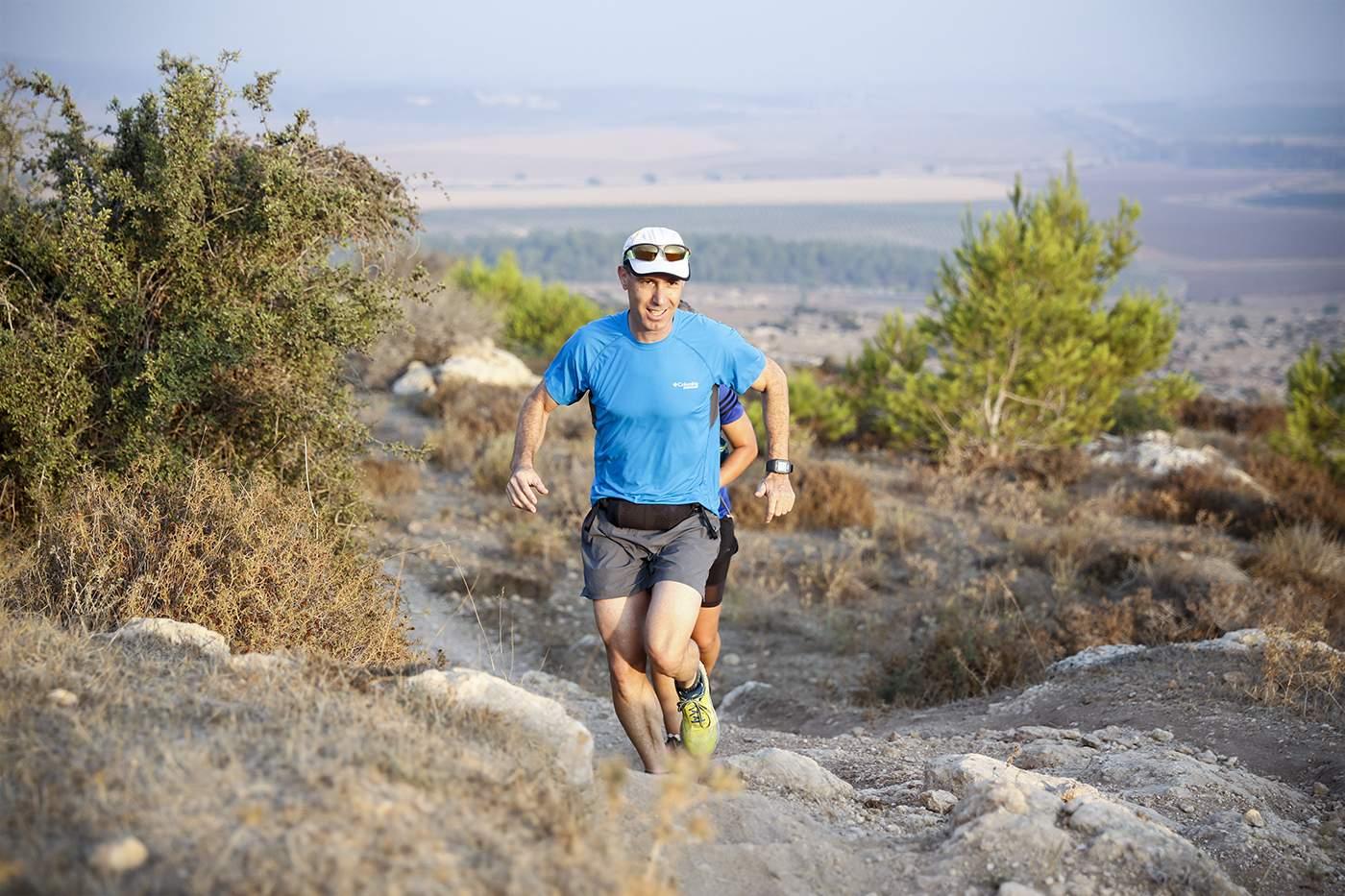 לשפר קצב ריצה