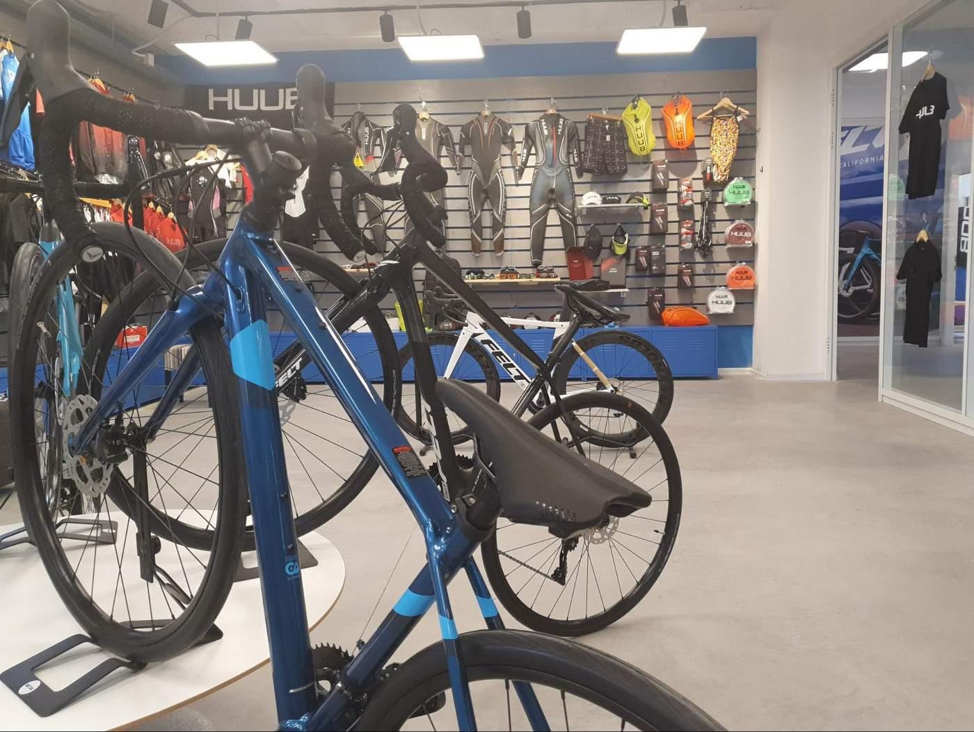 חנות לציוד שחייה ואופניים תל אביב