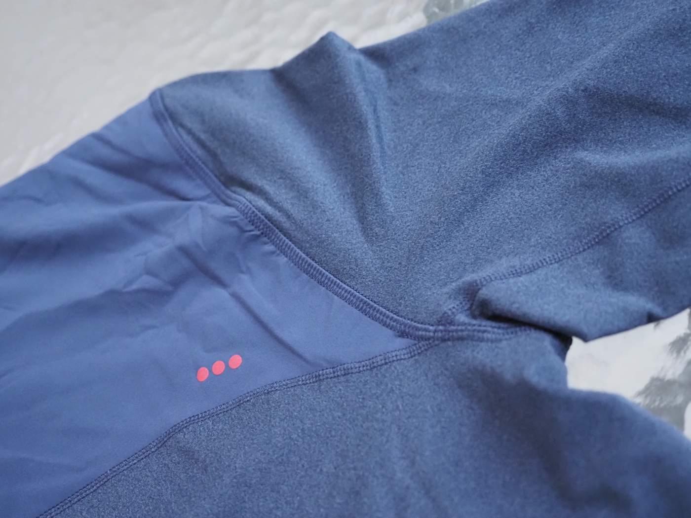 מבחן חולצת ריצה לחורף