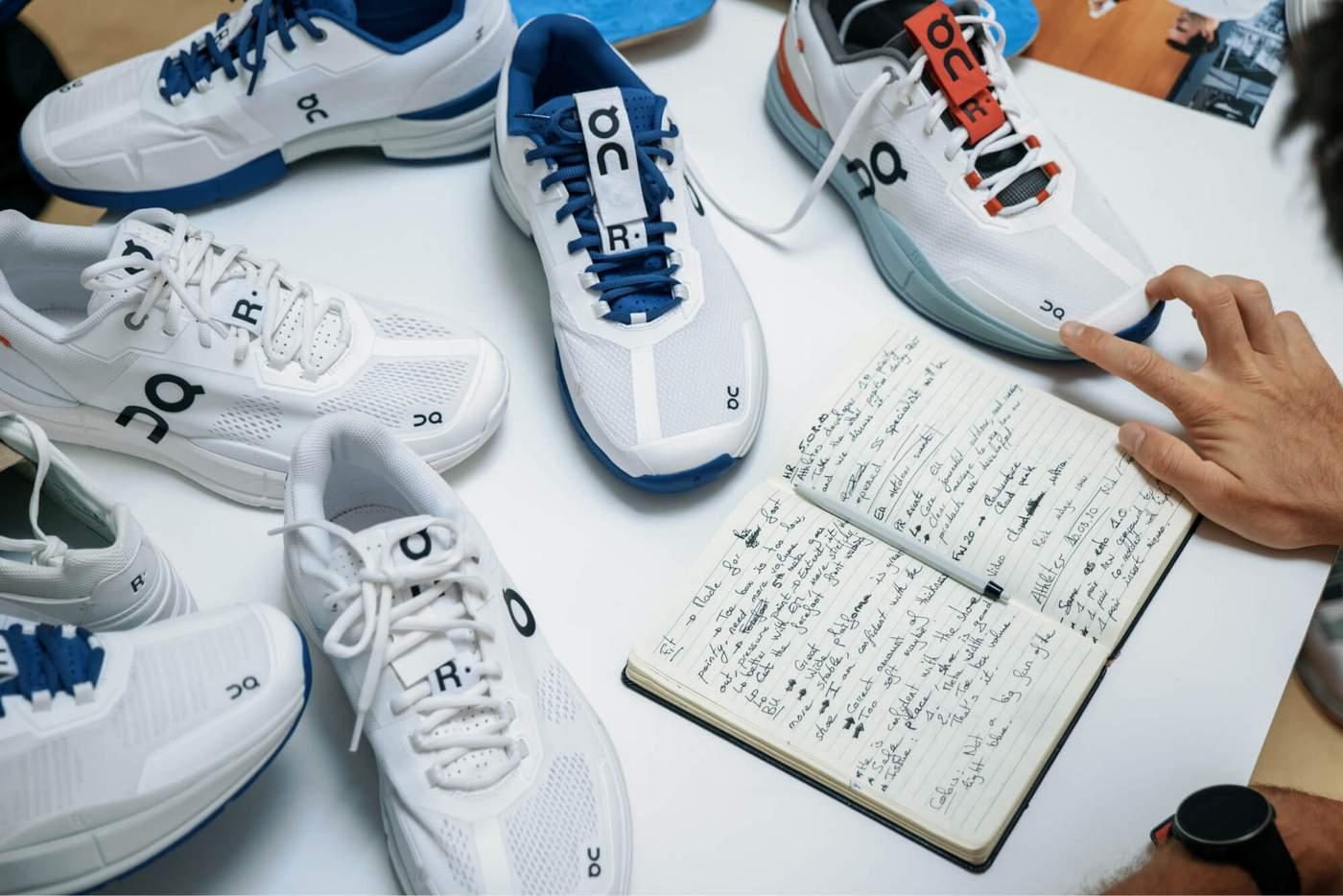 נעלי טניס פדרר