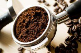 שתיית קפה לפני ריצה